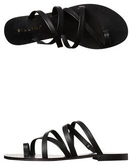 BLACK PEBBLE WOMENS FOOTWEAR BILLINI FASHION SANDALS - S402BLKPB