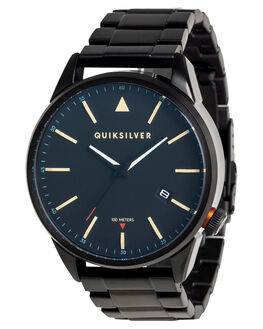 BLACK MENS ACCESSORIES QUIKSILVER WATCHES - EQYWA03026KVJ0