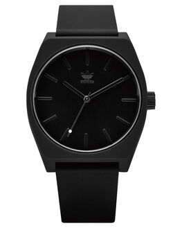 ALL BLACK MENS ACCESSORIES ADIDAS WATCHES - Z10-001-00ABLK