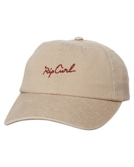 KHAKI MENS ACCESSORIES RIP CURL HEADWEAR - CCAMY10064