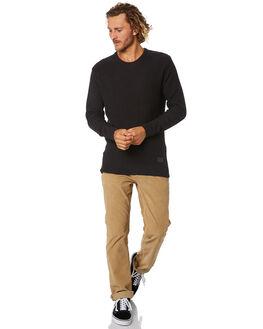 BLACK MARLE MENS CLOTHING O'NEILL KNITS + CARDIGANS - 5911402717