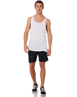 WHITE MENS CLOTHING SWELL SINGLETS - S5164274WHT