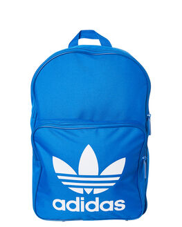 BLUE MENS ACCESSORIES ADIDAS BAGS + BACKPACKS - DJ2172BLU