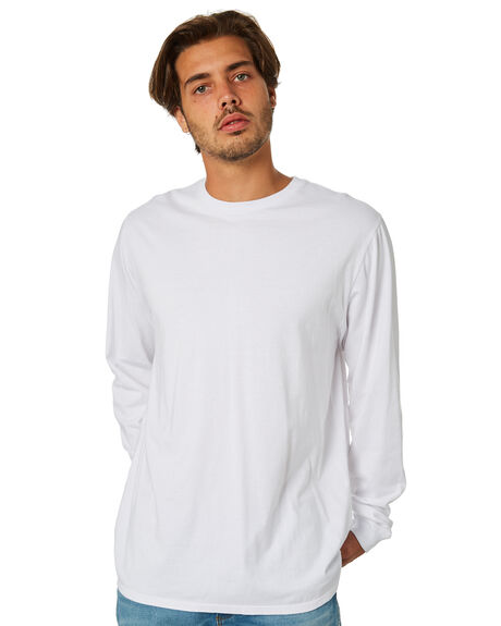 WHITE MENS CLOTHING SWELL TEES - S5164100WHT