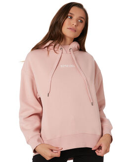 BLUSH WOMENS CLOTHING RPM JUMPERS - 9WWT07B2BLUS