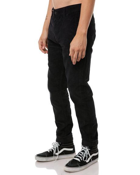 BLACK MENS CLOTHING SANTA CRUZ PANTS - SC-MPA8866BLK