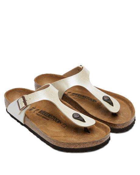 PEARL BIRKO WOMENS FOOTWEAR BIRKENSTOCK FASHION SANDALS - 943871PBRK