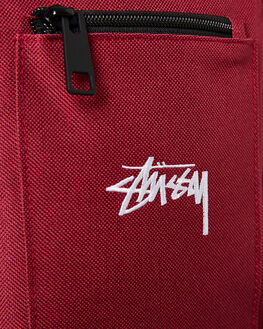 PLUM MENS ACCESSORIES STUSSY BAGS + BACKPACKS - ST791019PLUM