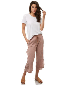 ROUGE WOMENS CLOTHING THE HIDDEN WAY PANTS - H8182192ROUGE