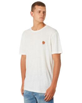WHITE MENS CLOTHING RUSTY TEES - TTM2248WH1