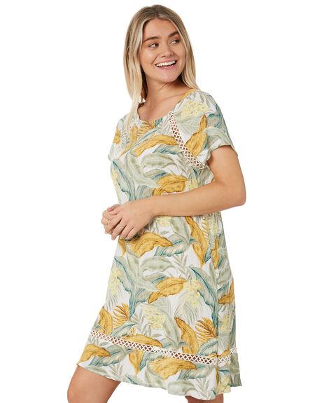 VANILLA WOMENS CLOTHING RIP CURL DRESSES - GDRCZ90174