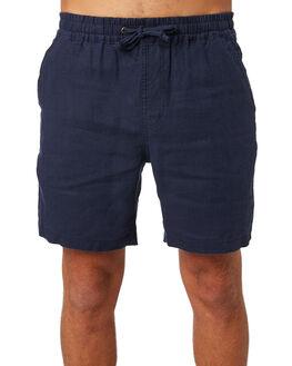 NAVY MENS CLOTHING ACADEMY BRAND SHORTS - 20S609NVY