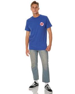 ROYAL MENS CLOTHING SANTA CRUZ TEES - SC-GTA7533RYL