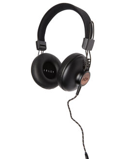 BLACK ACCESSORIES AUDIO MARLEY  - EM-JH121-BLK