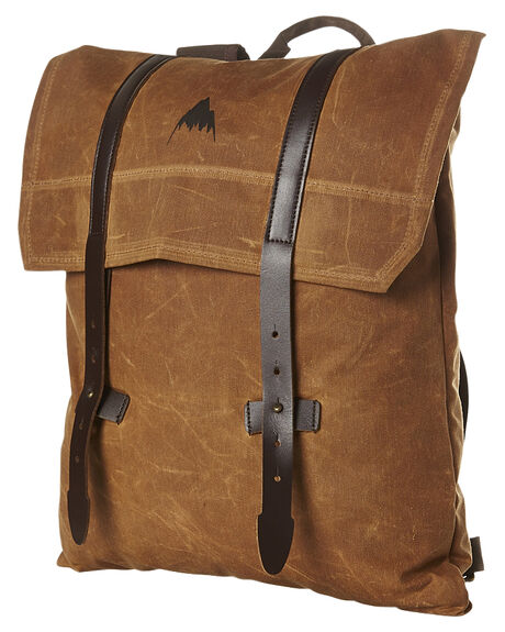 Burton Taylor Backpack - Foxy Brown Canvas   SurfStitch 23cbbba83c