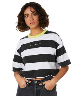 ?BRIGHT LEMON WOMENS CLOTHING RUSTY TEES - TTL1069BRL