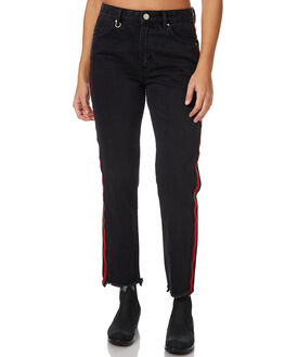 STRIPE BLACK OUTLET WOMENS NEUW JEANS - 377853825
