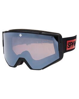 NIGHT RIDER BLACK BOARDSPORTS SNOW SPY GOGGLES - 310071131781NRMBK