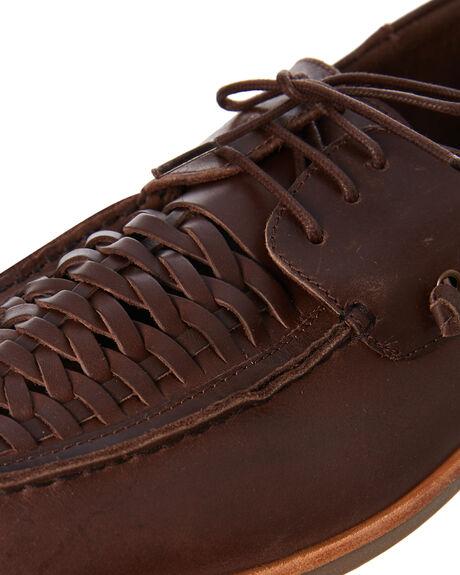 CHOC OILY MENS FOOTWEAR URGE FASHION SHOES - URG17174CHOC