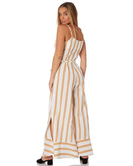 MARYEL STRIPE WOMENS CLOTHING SANCIA PLAYSUITS + OVERALLS - 821AMAR