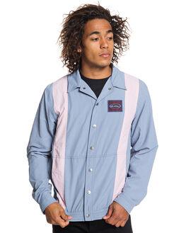 STONE WASH MENS CLOTHING QUIKSILVER JACKETS - EQYJK03473-BKJ0