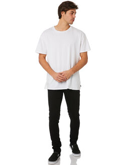 BLACK BLACK MENS CLOTHING NUDIE JEANS CO JEANS - 111539MBLK