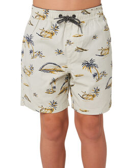 BONE KIDS BOYS RIP CURL SHORTS - KWAMD13021