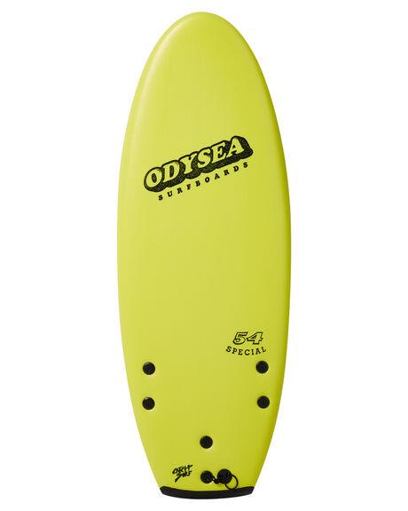 ELECTRIC LEMON BOARDSPORTS SURF CATCH SURF SOFTBOARDS - ODY54-KRELEM