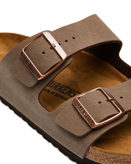 MOCCA MENS FOOTWEAR BIRKENSTOCK SLIDES - 151181MMOC