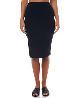 ANTHRACITE WOMENS CLOTHING ROXY SKIRTS - ERJKK03017KVJ0