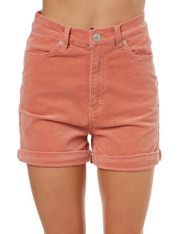 CHALK OUTLET WOMENS RES DENIM SHORTS - RW3004CHA