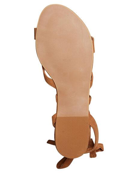TAN WOMENS FOOTWEAR BILLINI FASHION SANDALS - S385TAN