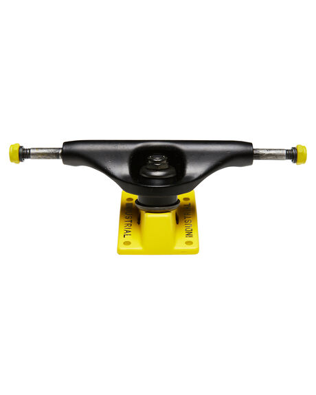 BLACK YELLOW BOARDSPORTS SKATE INDUSTRIAL ACCESSORIES - 21015002BLKY