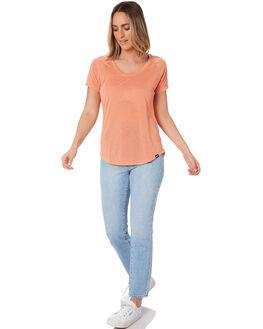 MELLOW MELON WOMENS CLOTHING PATAGONIA TEES - 24501MEMN