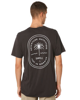 CHARCOAL MENS CLOTHING SWELL TEES - S5193007CHAR