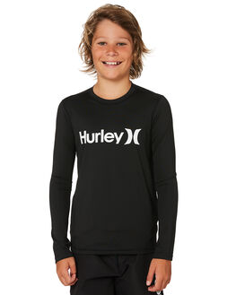 BLACK BOARDSPORTS SURF HURLEY BOYS - AO2231-010