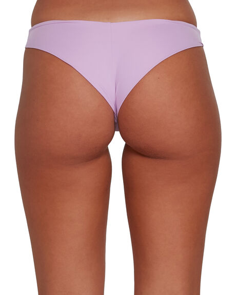 LAVENDER WOMENS SWIMWEAR RVCA BIKINI BOTTOMS - RV-R484826-LAV