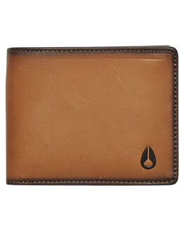 TAN MENS ACCESSORIES NIXON WALLETS - C765405