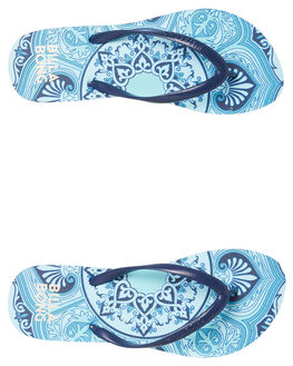 BLUE WAVE WOMENS FOOTWEAR BILLABONG THONGS - 6682801BWAVE