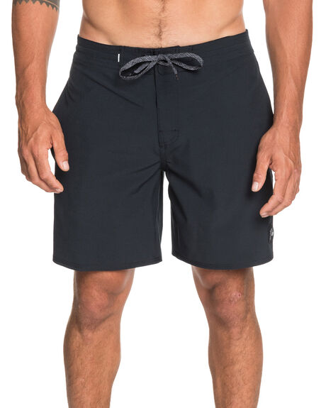 BLACK MENS CLOTHING QUIKSILVER BOARDSHORTS - EQYBS04433-KVJ0