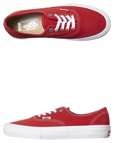 da5f4a63c193 RED WHITE MENS FOOTWEAR VANS SKATE SHOES - VN-0Q0DY52RDW