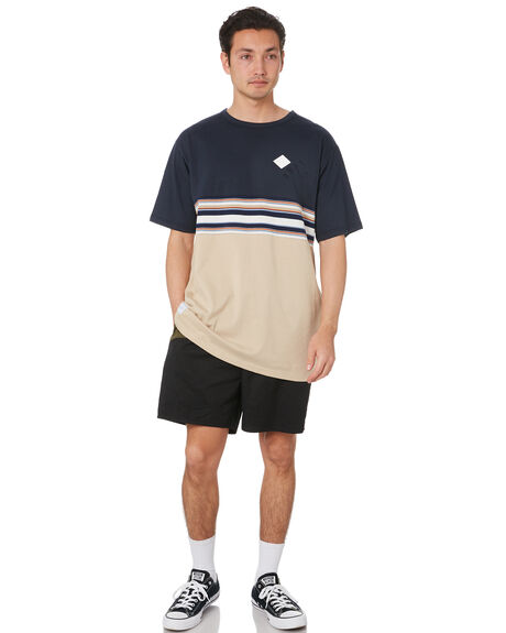 NAVY OUTLET MENS RPM TEES - 20PM06ANVY