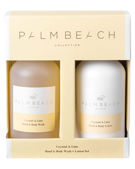 COCONUT AND LIME HOME + BODY BODY PALM BEACH COLLECTION SKINCARE - GPHBCL-CCLM