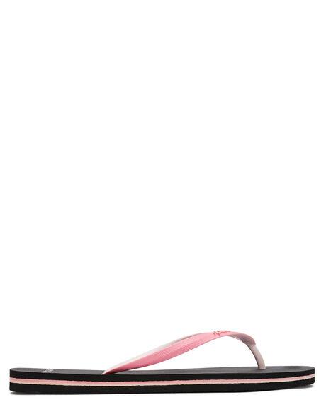 WHITE MIX PINK WOMENS FOOTWEAR RIP CURL THONGS - TGTE733833