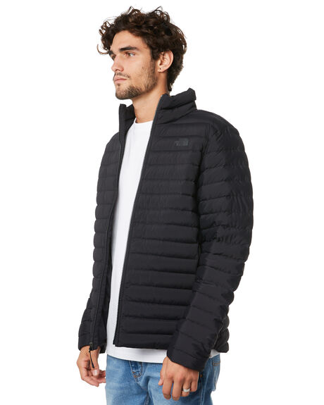 TNF BLACK MENS CLOTHING THE NORTH FACE JACKETS - NF0A3Y56JK3