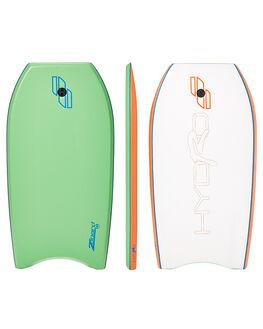 GREEN SURF BODYBOARDS HYDRO BOARDS - 36009GRN