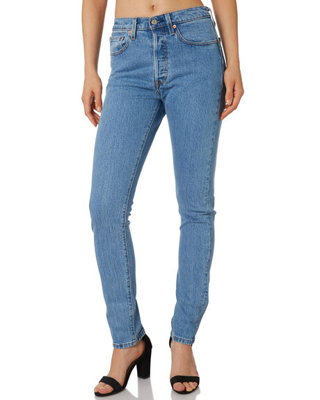SMALL BLESSINGS WOMENS CLOTHING LEVI'S JEANS - 29502-0077SMA