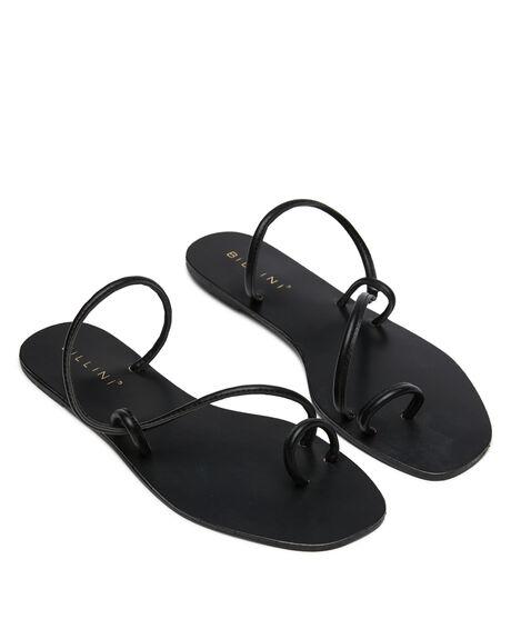 BLACK WOMENS FOOTWEAR BILLINI FASHION SANDALS - S695BLK