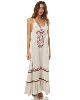 CREAM WOMENS CLOTHING SOMEDAYS LOVIN DRESSES - SS1704457CRM