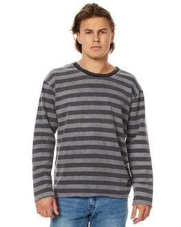 BLACK MENS CLOTHING THE PEOPLE VS JUMPERS - W17033-BLK